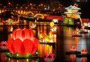 Hòa mình cùng những lễ hội đèn đẹp nhất Đài Loan