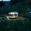 Khám phá homestay nổi giữa hồ độc lạ ở Đà Lạt